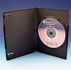 Resealable DVD Boxed Set Sleeve (50 Pack)