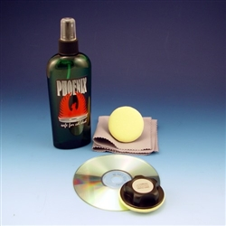 8 Oz Spray Cleaning Kit Of Phoenix Cd Dvd Cleaning